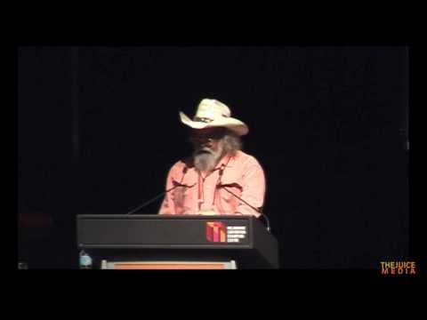 Bob Randall - Aboriginal Elder speaks at Parliament of World Religions