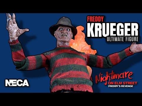 Toy Spot | NECA A Nightmare On Elm Street Part 2 Freddy's Revenge Ultimate Freddy Krueger