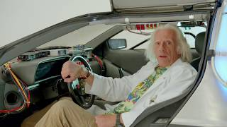 The Future Is Now! - A Special Message From Doc Brown