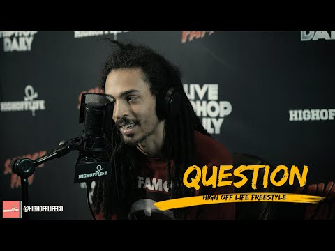 Off The Top: Question ATL (Blind Rapper with BARS!)