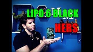 A VERDADE SOBRE LIPO 6 BLACK HERS ULTRA CONCENTRADO | TERMOGÊNICO