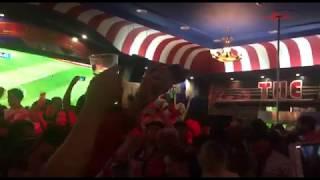 Ночь после матча Франция - Перу в «Американке»