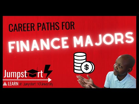 , title : 'CAREER PATHS FOR FINANCE MAJORS - What jobs can you get with a FINANCE DEGREE?