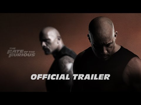 Movie Trailer: The Fate of the Furious (0)