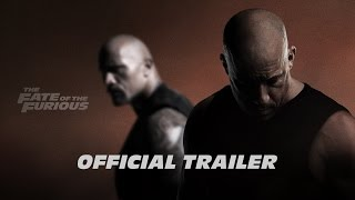 The Fate Of The Furious  Official Trailer  F8 In Theaters April 14 HD