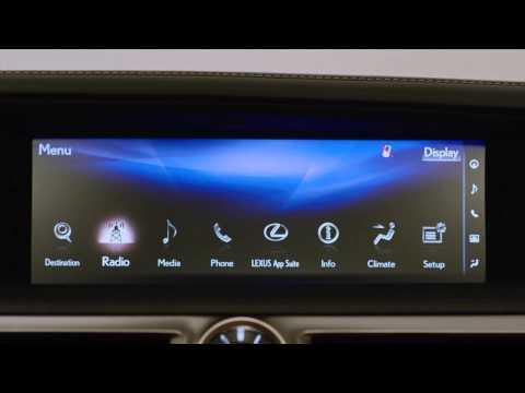2016 Lexus GS 200t video debut