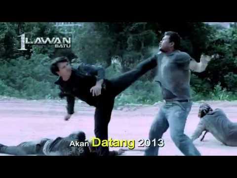 Download 1 Lawan Satu (2013) Full Movie Trailer HD Mp4 3GP Video and MP3