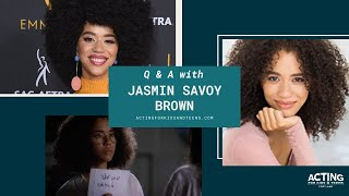 Guest Star - Jasmin Savoy Brown