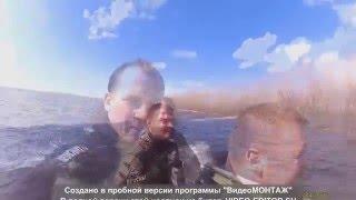 подводная охота на раков в Самаре