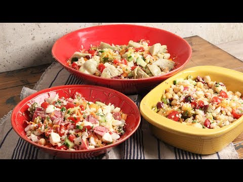 Cauliflower 'Pasta' Salad | Episode 1168