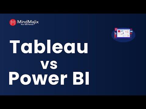 Tableau vs Power BI | What is Tableau - MindMajix - YouTube