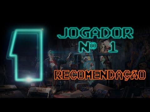 JOGADOR Nº1 - RECOMENDAÇÃO SEM SPOILERS