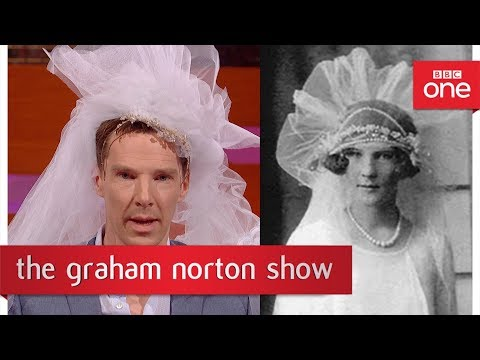 Benedict Cumberbatch As A 1920s Bride? - The Graham Norton Show - BBC One Mp3