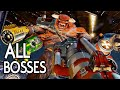 Serious Sam Hd The First Encounter All Bosses Cutscenes