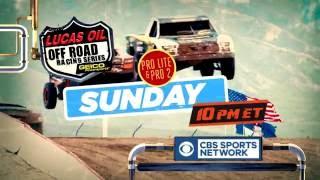 CBS Sports Network Pro2 & ProLite Round 12 Promo