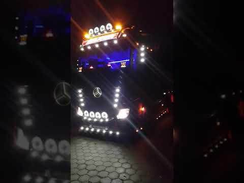 Lkw von HACKI mit Led beleuchtung