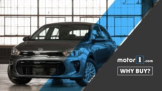 2018 Kia Rio 5-Door | Why Buy?