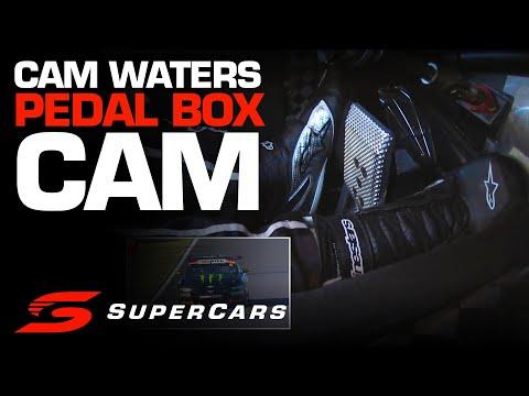 Bathurst Pedal box camera on a Supercar