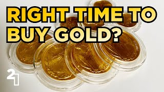 Is Now The Time To Buy Gold?