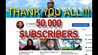 A big thank you to the best subscribers on YouTube