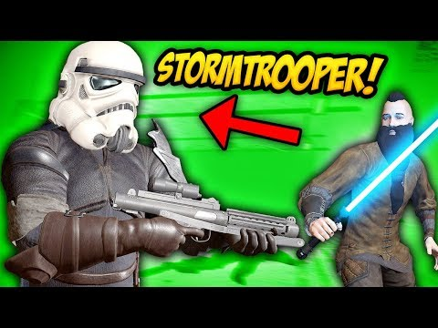BECOMING A STORMTROOPER IN VIRTUAL REALITY - Blades and Sorcery VR Mods (Update 7)