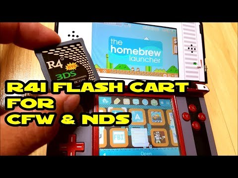 Download How To Flash Flashcart Ntrboot To Install Cfw Boot9strap