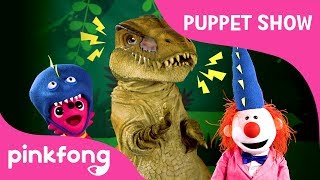 Tyrannosaurus Rex | Puppet Show | Pinkfong Songs for Children