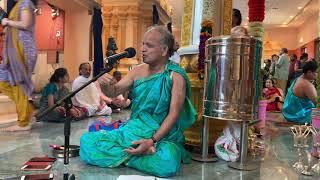 Rayara aradhane pravachana - Shri Gopeenathachar Galagali