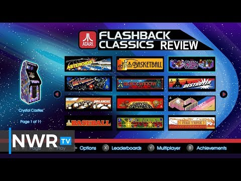 Atari Flashback Classics (Switch) Review
