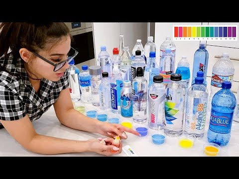 , title : 'I Tested The PH of EVERY BOTTLED WATER