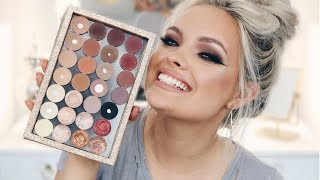 BEST EYESHADOWS + SWATCHES! What's In My Palette