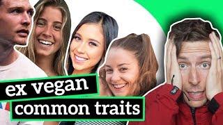 13 Common Traits of Ex-Vegans