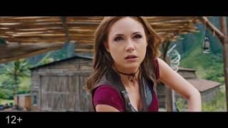 Джуманджи: Зов джунглей (2017) HD