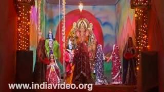 Puppet play from Maharashtra