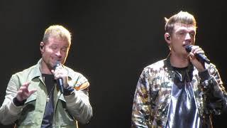 Backstreet Boys   Breathe (Acapella) (DNA Tour 2019)
