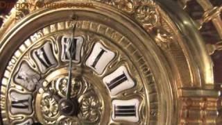 Antique French Boudoir Clock Louis XVI Style, French - Circa 1880