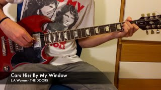 Cars Hiss By My Window - Guitar Tutorial