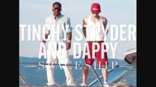 Tinchy Stryder & Dappy - Spaceship (Explicit Radio Edit) With Lyrics
