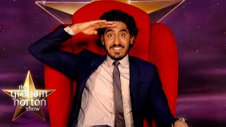 The Best Of Dev Patel On The Graham Norton Show!