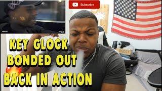 Key Glock   Spazzin Out | Reaction 😈