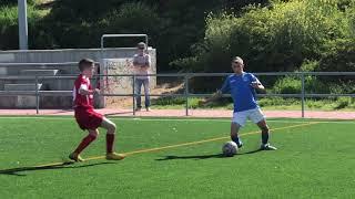 Cadete/Juvenil Masculino 3 - 1 EF Vicálvaro