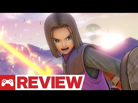 Gameplay de Dragon Quest XI: Echoes of an Elusive Age