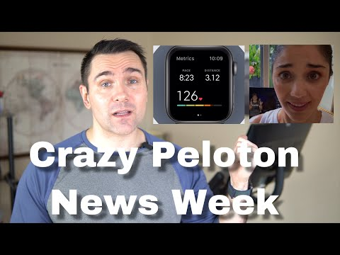 Crazy Peloton News Week - Apple Watch App, Fire TV App, Peloton Digital Price Drop, Ad Controversy