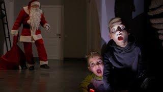 Однажды на РОЖДЕСТВО...Настоящий САНТА!!!Once upon a CHRISTMAS ... Live SANTA !!!