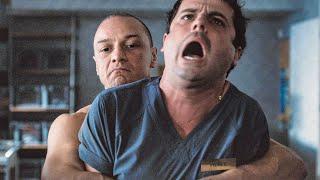 The Beast Attacks Pierce Scene - GLASS (2019) Movie Clip