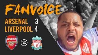 Coutinho & Liverpool Ruin Arsenal | Arsenal 3 4 Liverpool  | 90min FanVoice