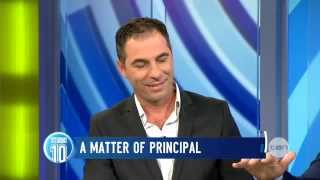 Turning around a bad school: Principal Jihad Dib