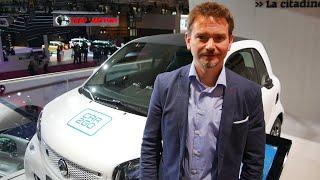 Car2Go à Paris : de l'autopartage 100 % électrique à partir de 2019