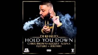 DJ Khaled - Hold You Down (Instrumental with Hook) ft. Chris Brown, August Alsina, Future, Jeremih