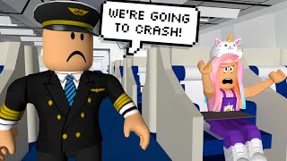 Terror In The Sky Airplane 3 Roblox Story